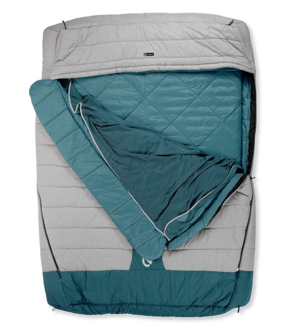 Adults' Nemo Jazz Duo Sleeping Bag, 20°