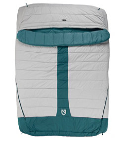 Adults' Nemo Jazz Duo Sleeping Bag, 20°