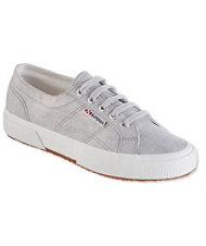Women's Superga Classic COTU 2750 Sneakers, Shirt Fabric