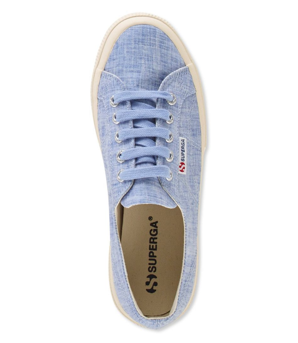 Superga Classic Cuto 2750 Sneakers, Chambray