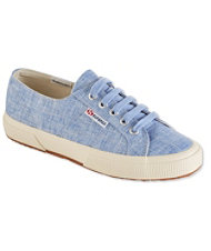 Women's Superga Classic Cuto 2750 Sneakers, Chambray