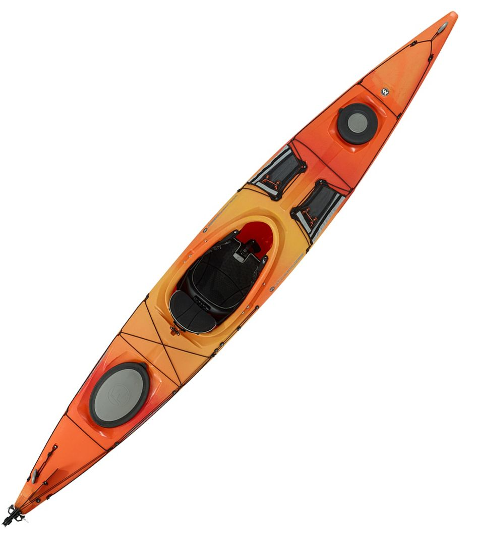 Tsunami 145 Kayak with Rudder by Wilderness Systems