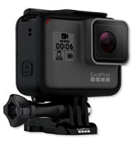 GoPro Hero6 Black Edition Camera