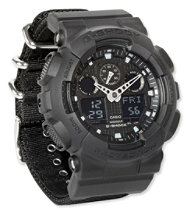 Casio G-Shock Black Out Watch