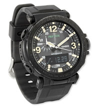 Casio Pro Trek Multifunction Watch
