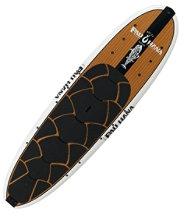 Pau Hana Big EZ Angler Ricochet Stand-Up Paddleboard, 11'