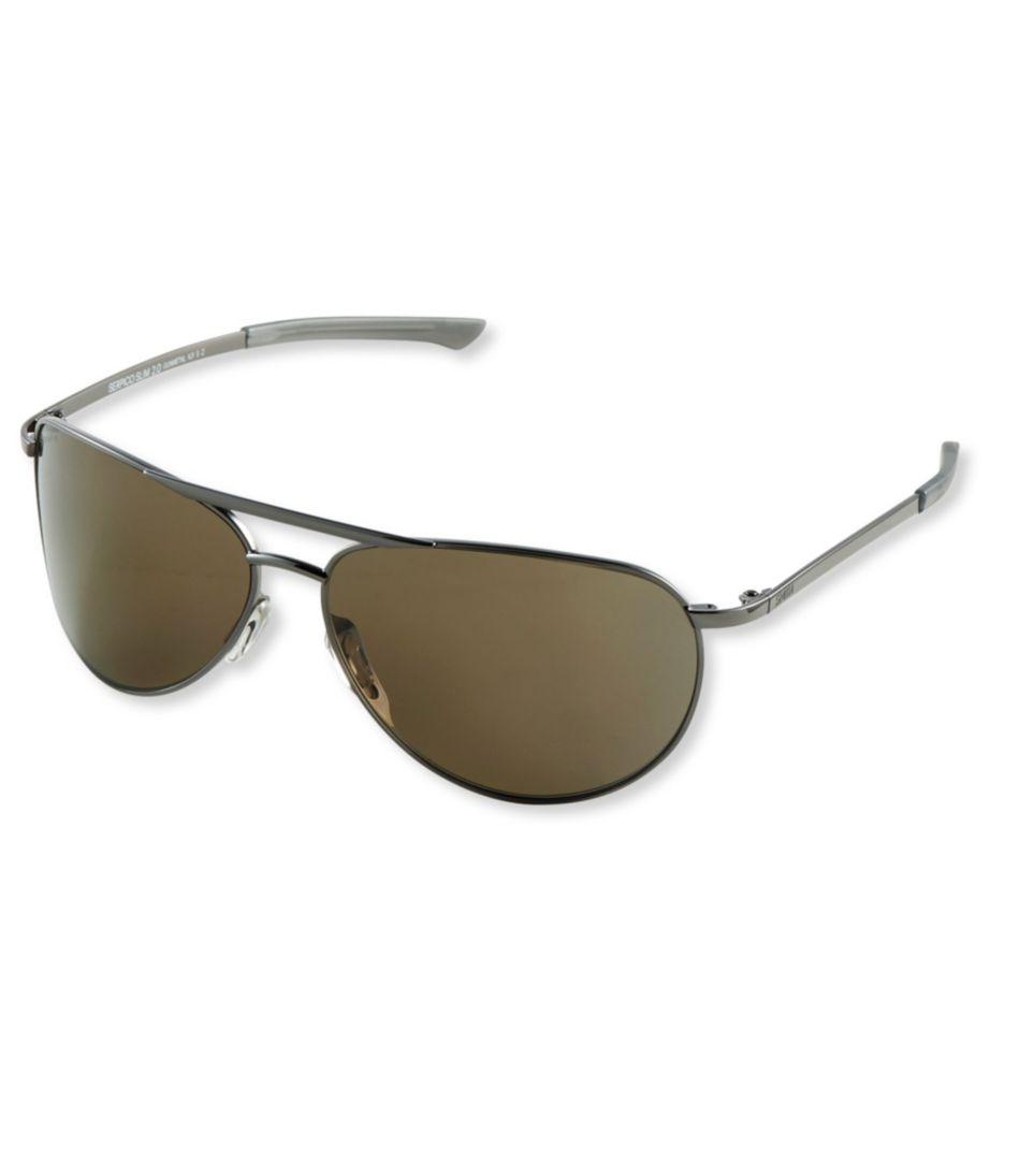 Smith Serpico Slim 2 Polarized Sunglasses with ChromaPop