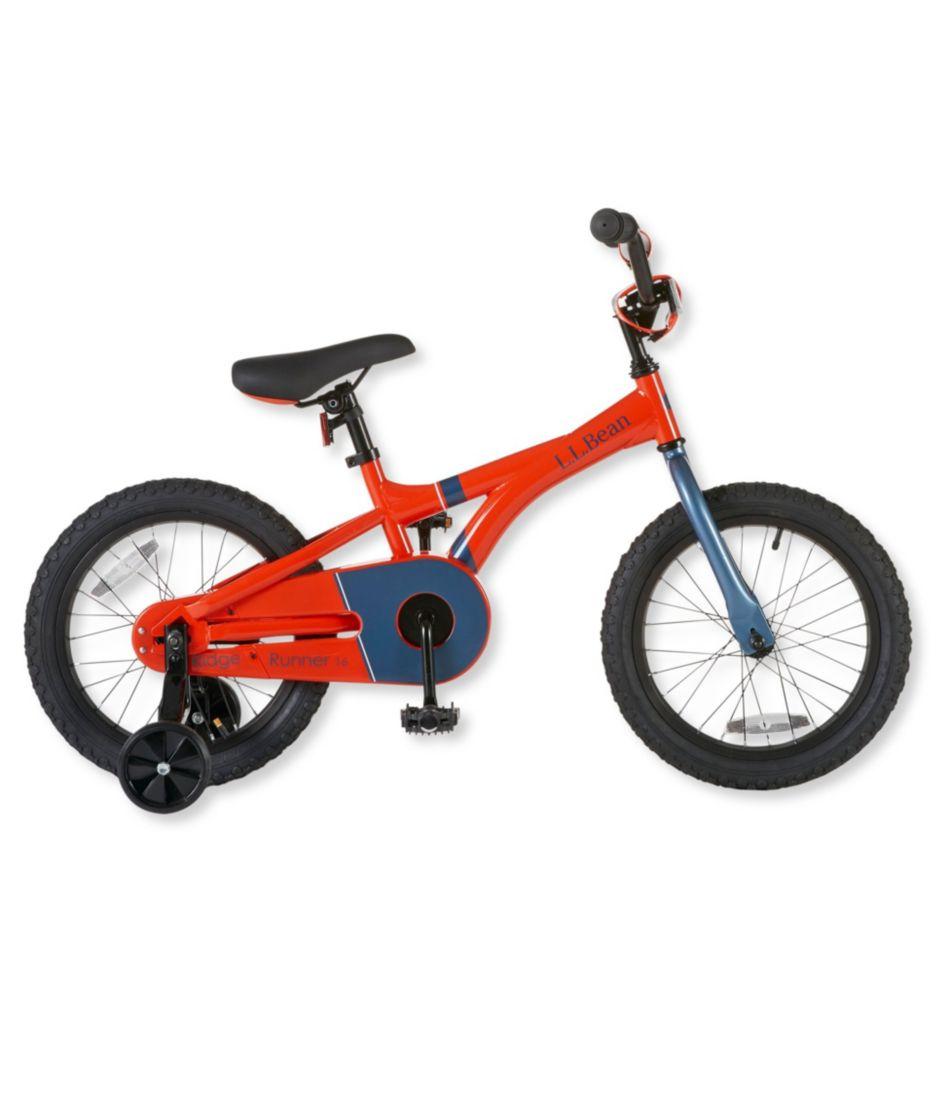 "Kids' L.L.Bean Ridge Runner Bike, 16"""