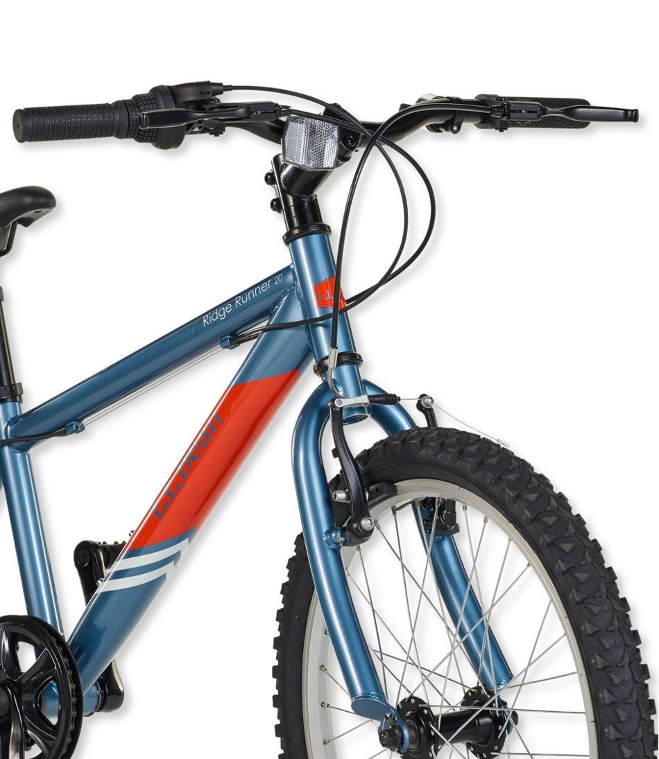 "Kids' L.L.Bean Ridge Runner Bike, 20"""