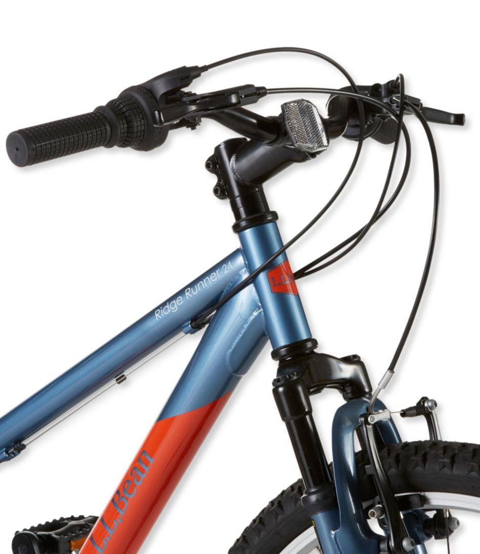 "Kids' L.L.Bean Ridge Runner Mountain Bike, 24"""
