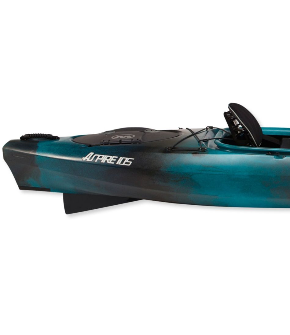 Wilderness Systems Aspire 105 Deluxe Kayak Package