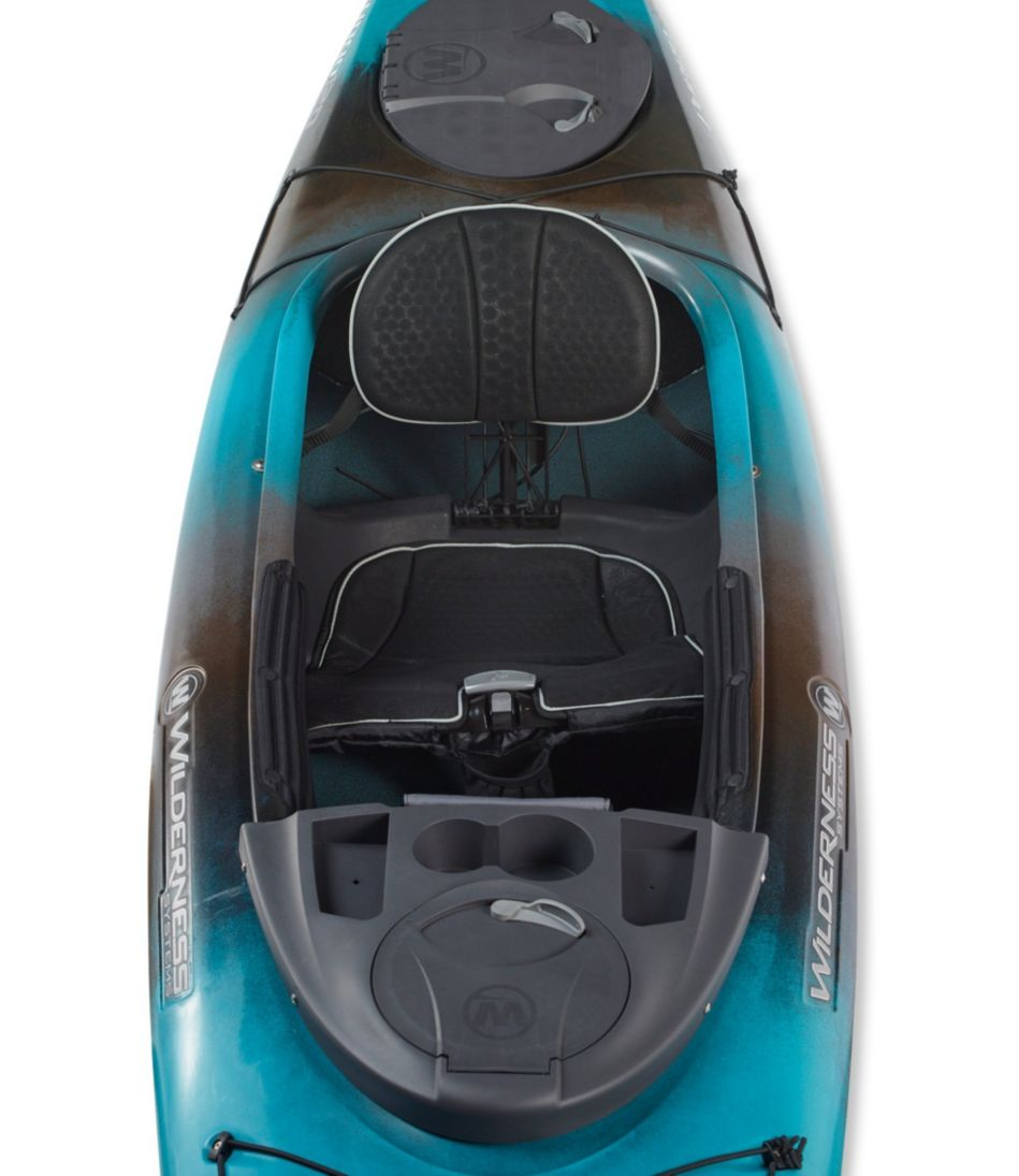Wilderness Systems Pungo 120 Deluxe Kayak Package