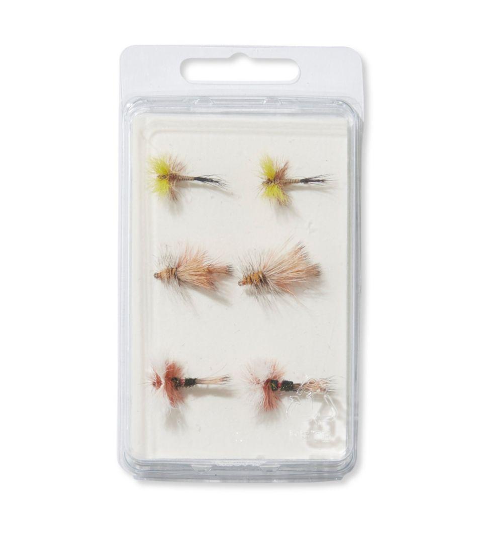 Umpqua Six-Piece Pocket Water Dry Fly Selection