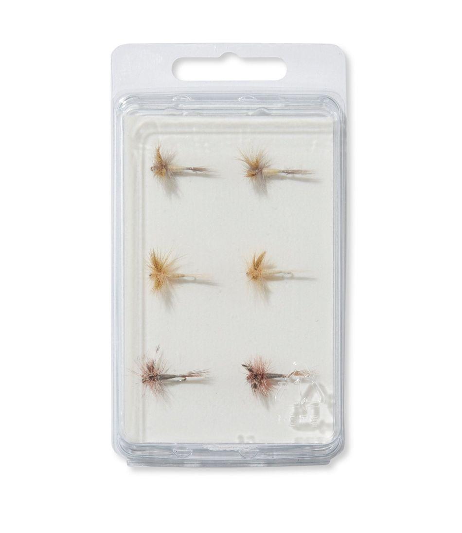 Umpqua Six-Piece Mayfly Dry Fly Selection