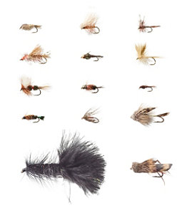 Umpqua 14-Piece Classic Trout Fly Selection