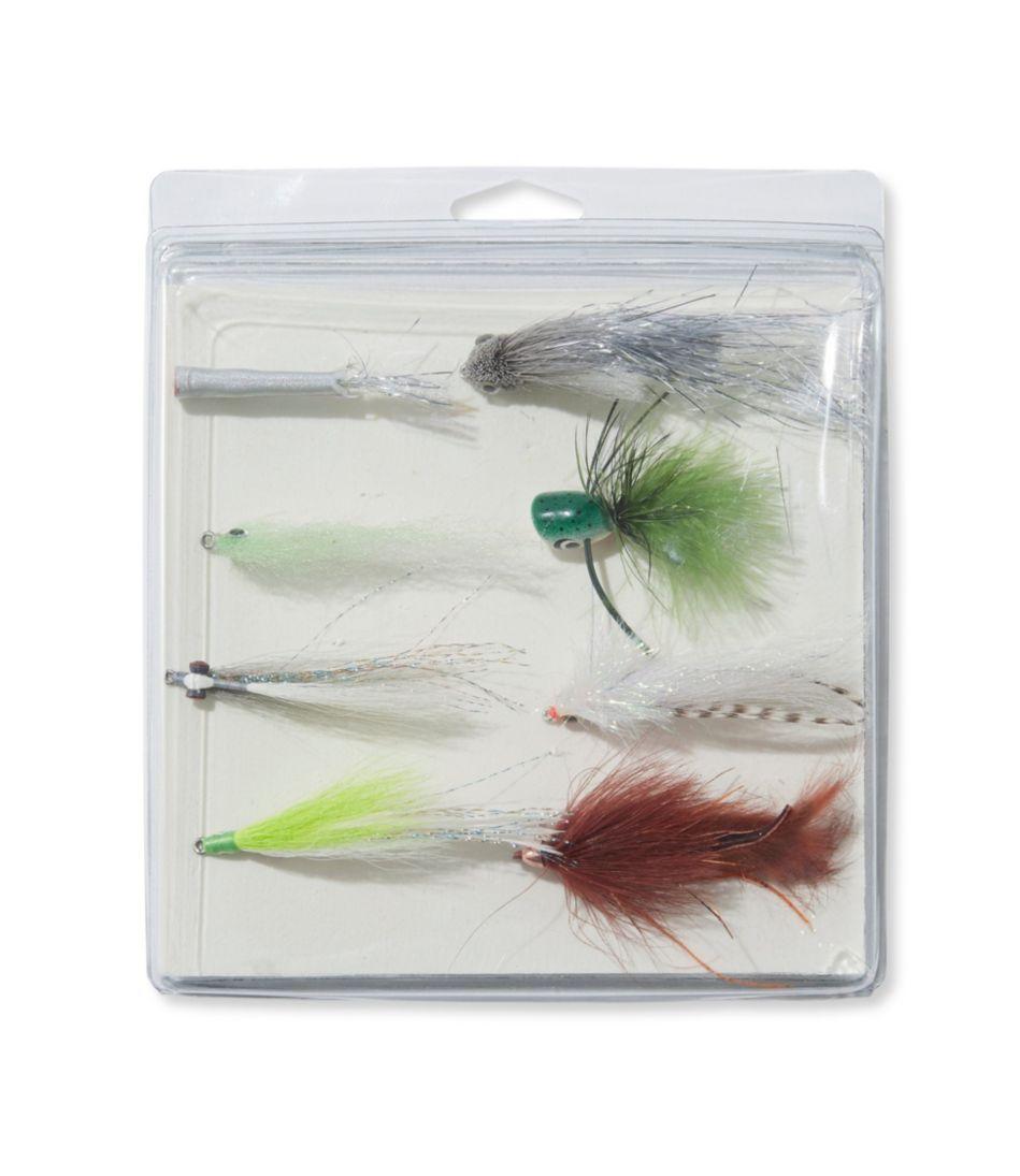 Umpqua Eight-Piece Bass Fly Selection