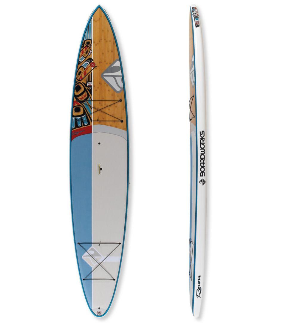 """Boardworks Raven EPX-V Stand-Up Paddleboard, 12'6"""""""