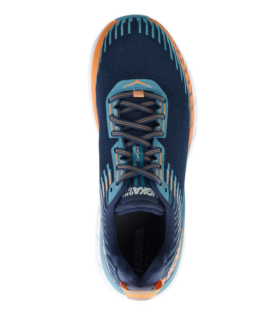 Men's Hoka One One Clifton 5 Running Shoes