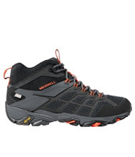 Men's Merrell Moab FST 2 Waterproof Hiking Boots, Mid