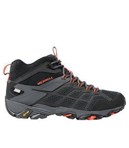 Men's Merrell Moab FST 2 Waterproof Hiking Boots, Mid