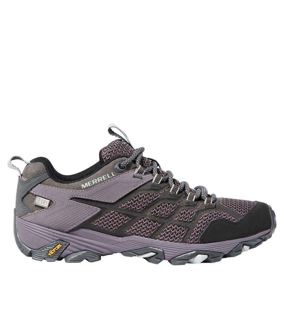 Women's Merrell Moab FST 2 Hiking Shoes, Low Waterproof