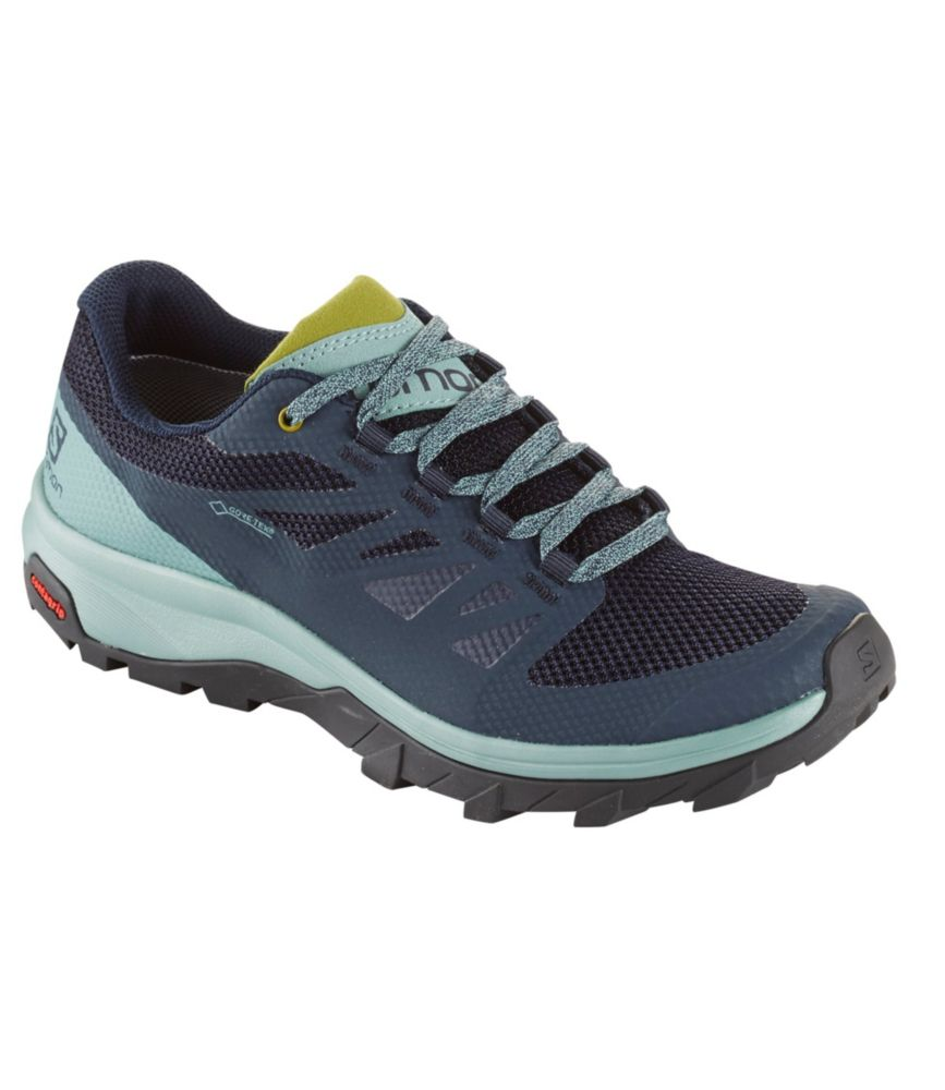 salomon women's waterproof trail running shoes 90