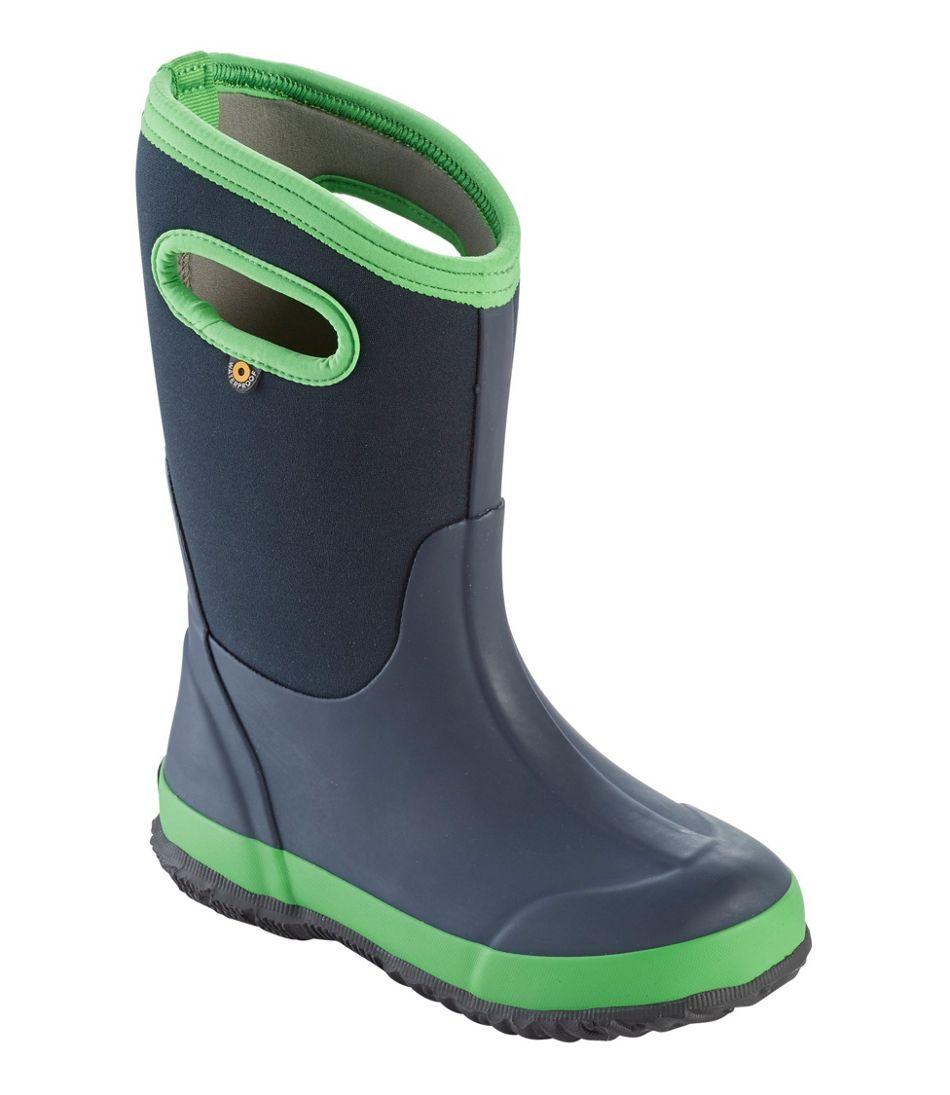 Kids' Bogs Classic Boots, Matte