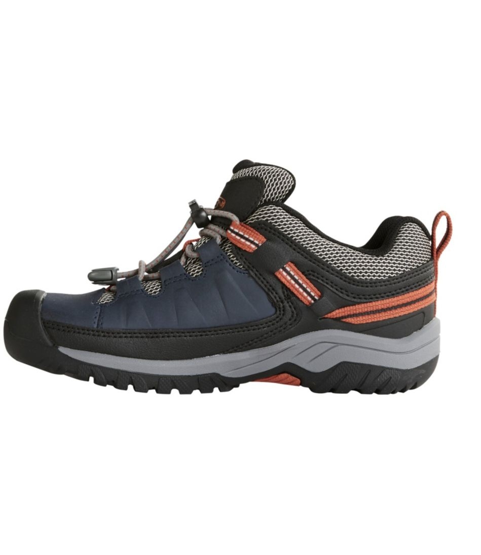 Kids' Keen Targhee Waterproof Hiking Shoes