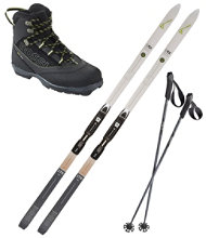 Fischer Spider 62 Ski Set with BCX4 Boot