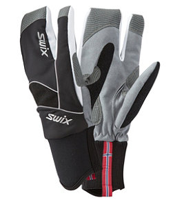 Men's Swix Star XC 2.0 3-in-1 Mitts