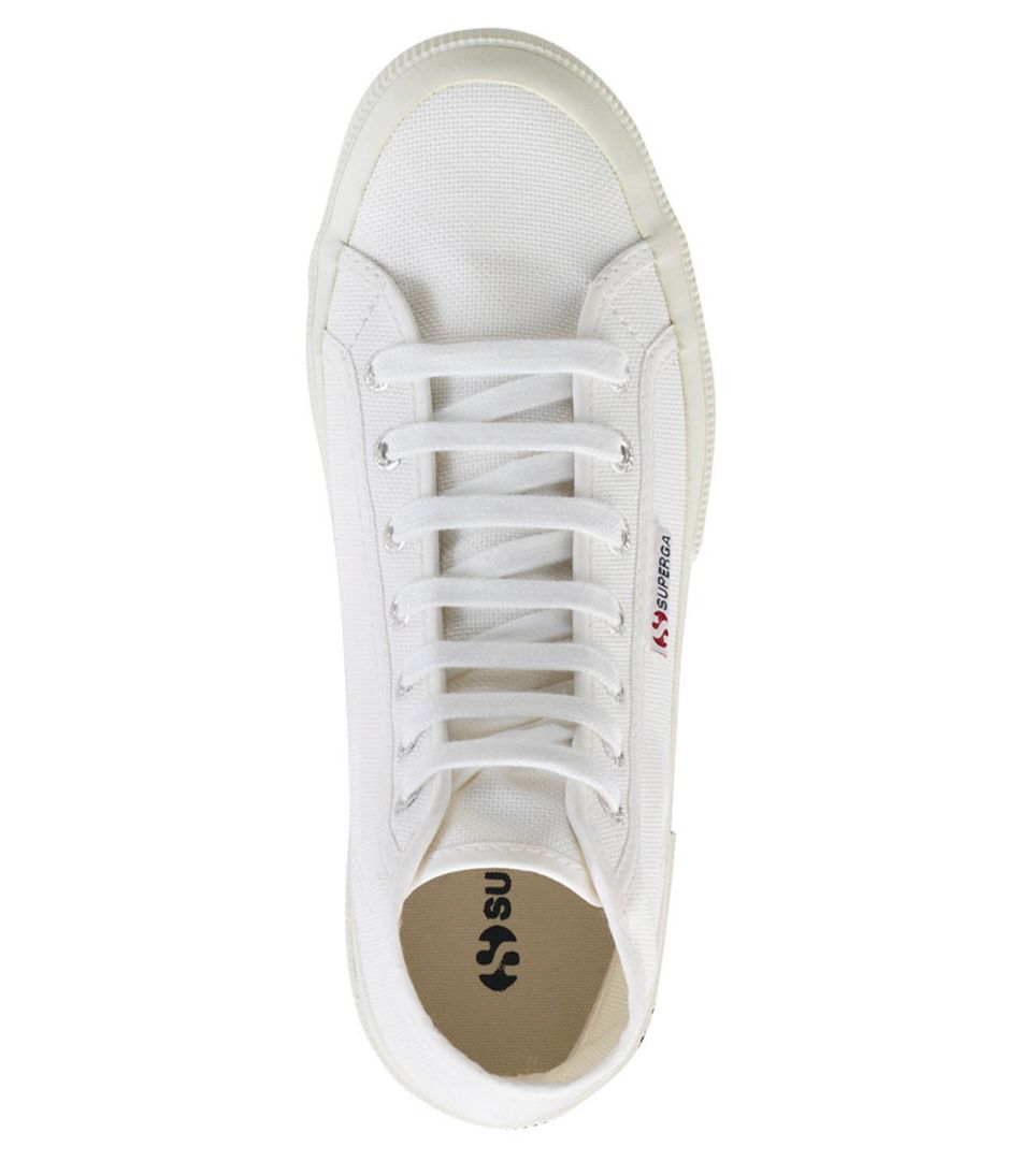 Superga 2795 Canvas High-Top Sneakers