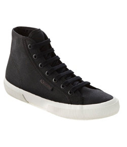 Women's Superga 2795 Canvas High-Top Sneakers