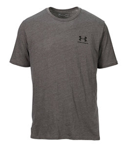 Men's Under Armour Sportstyle Left Chest Tee, Short-Sleeve
