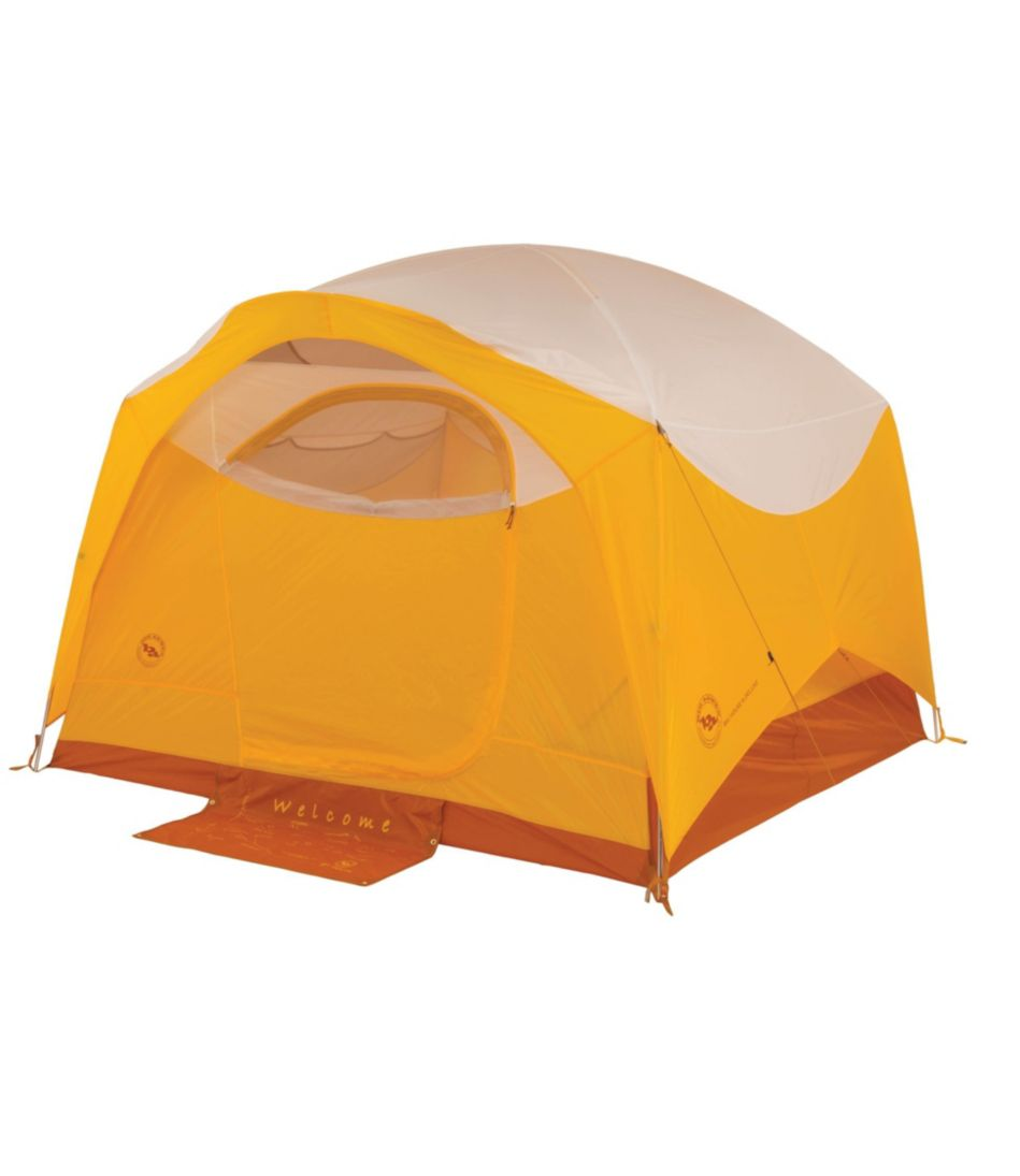 Big Agnes Big House Deluxe 6-Person Tent