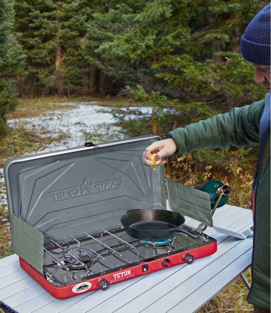 Camp Chef Teton Two-Burner Camp Stove