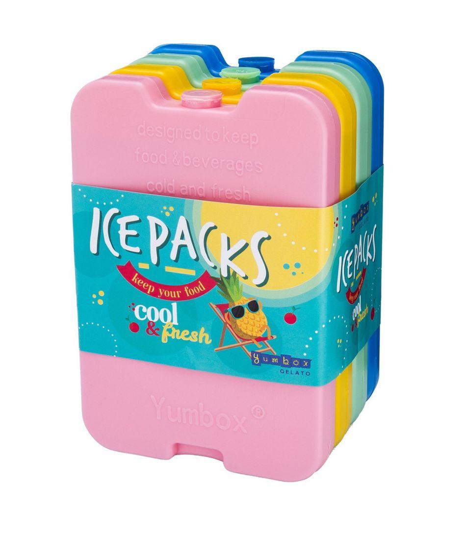 Yumbox Ice Pack, Set of 4