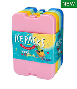 Yumbox Ice Pack, Set of 4
