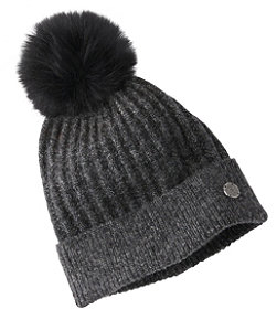 Women's Pistil Piper Pom Hat