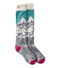 Darn Tough Yeti Ski Sock Women's