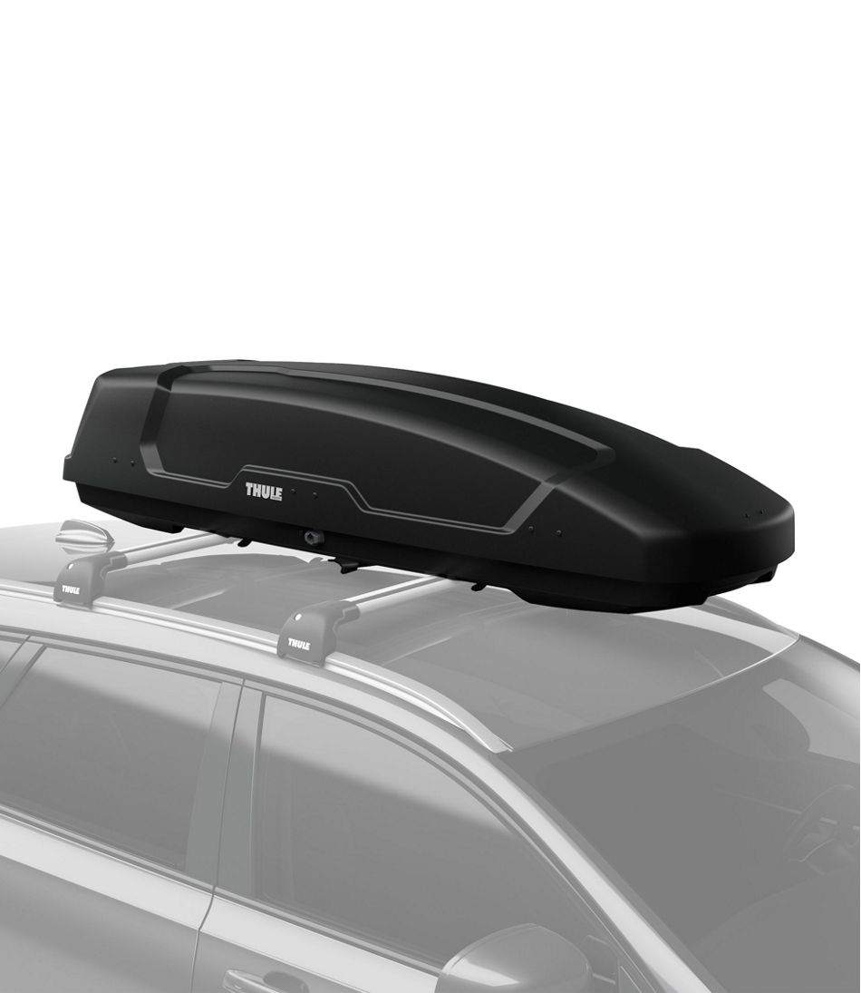 thule force xt sport roof box. Black Bedroom Furniture Sets. Home Design Ideas