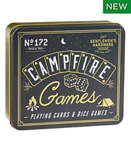 Campfire Games Tin