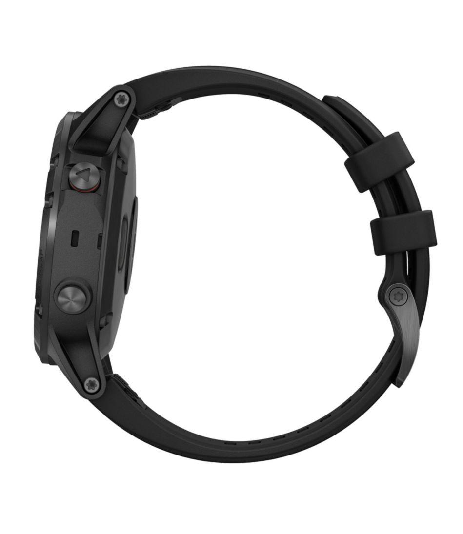 Garmin Fenix 5 Plus GPS Fitness Watch, Sapphire
