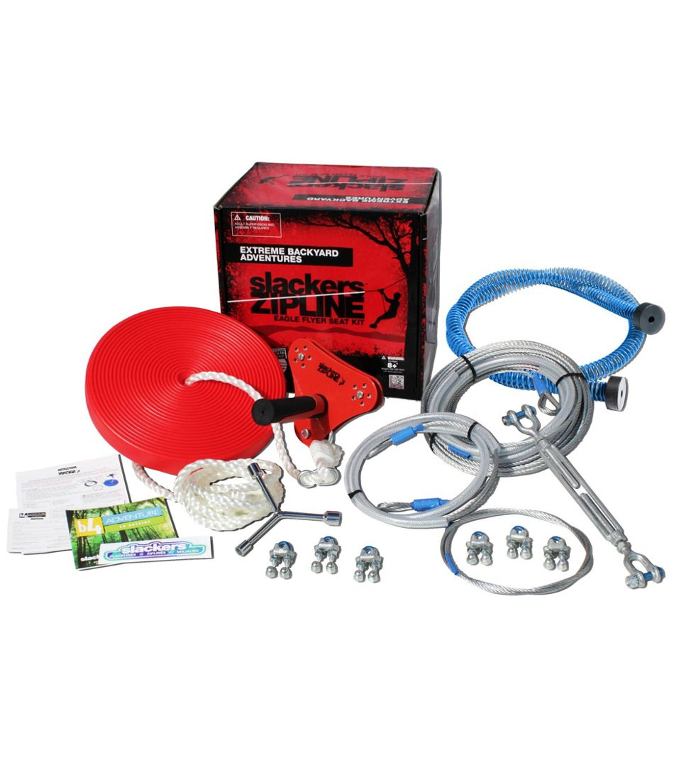 Slackers Eagle Zipline and Spring Brake Kit