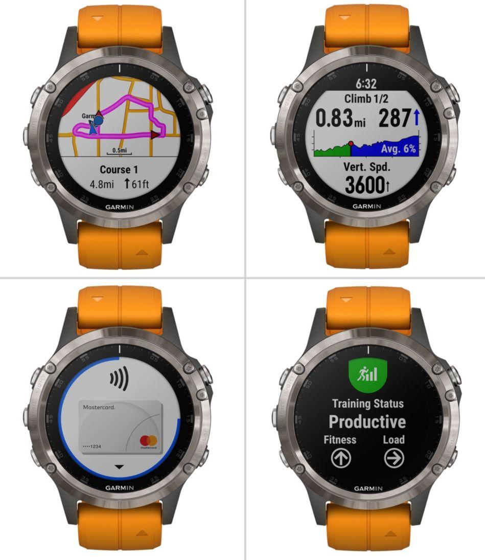 Garmin Fenix 5 Plus Watch