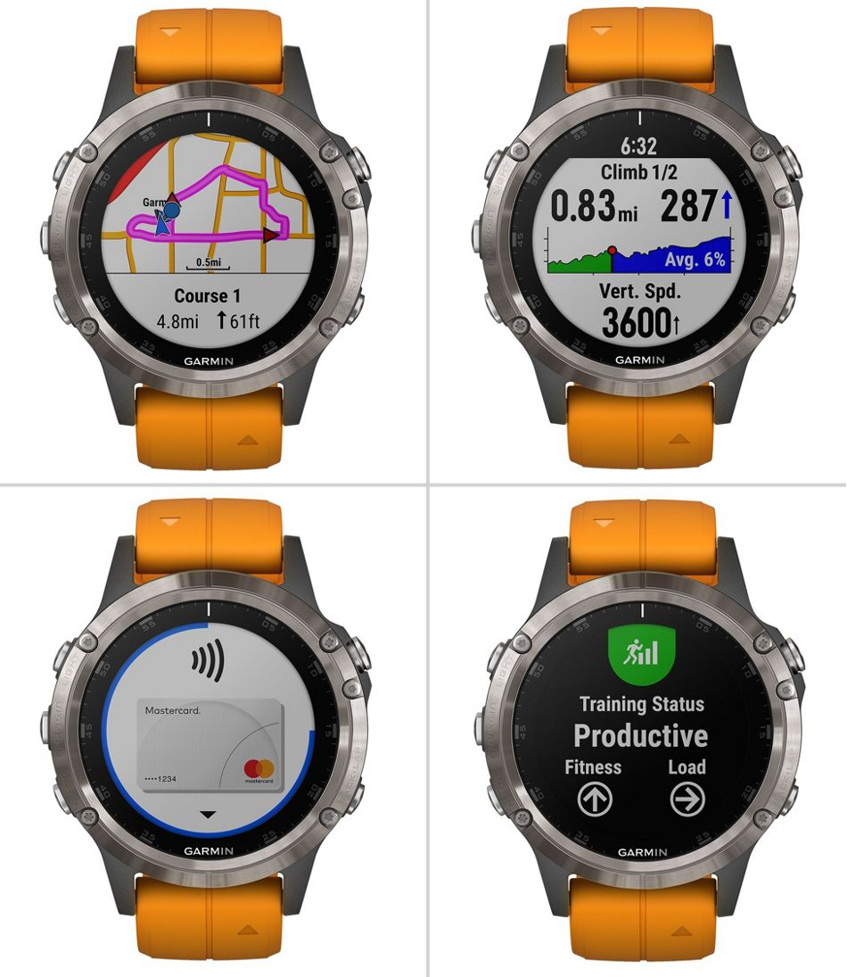 Garmin Fenix 5 Plus Watch