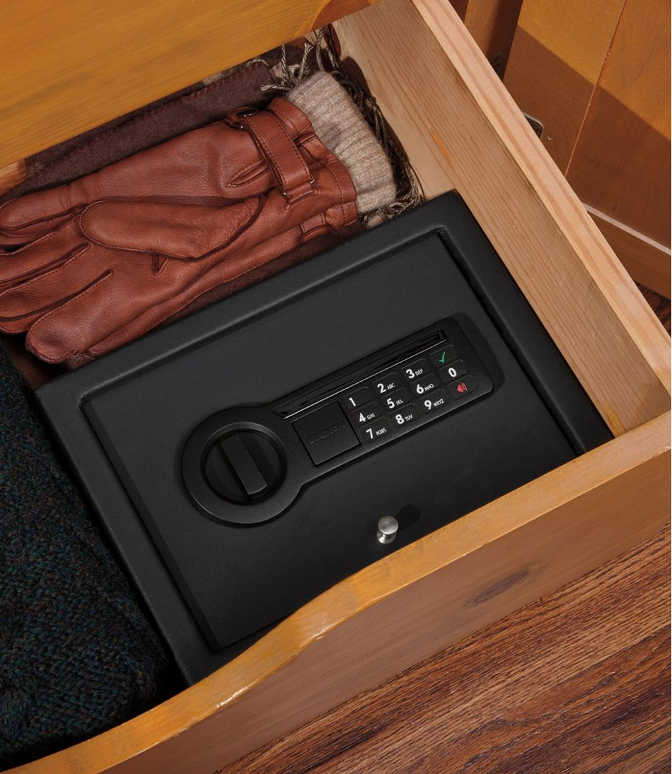 Stack-On Electric Lock Drawer Safe