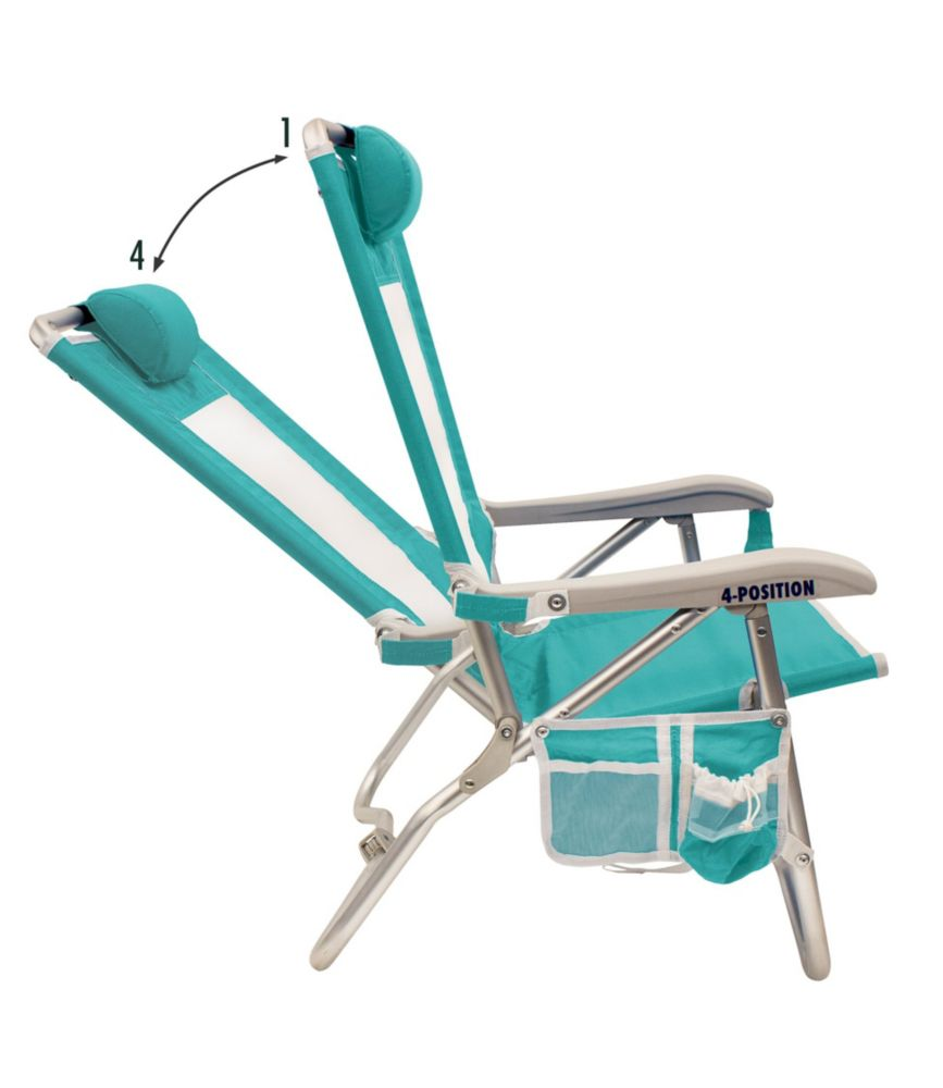 Gci Bi Fold Beach Chair