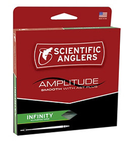 Scientific Anglers Amplitude Smooth Infinity Taper Fly Line