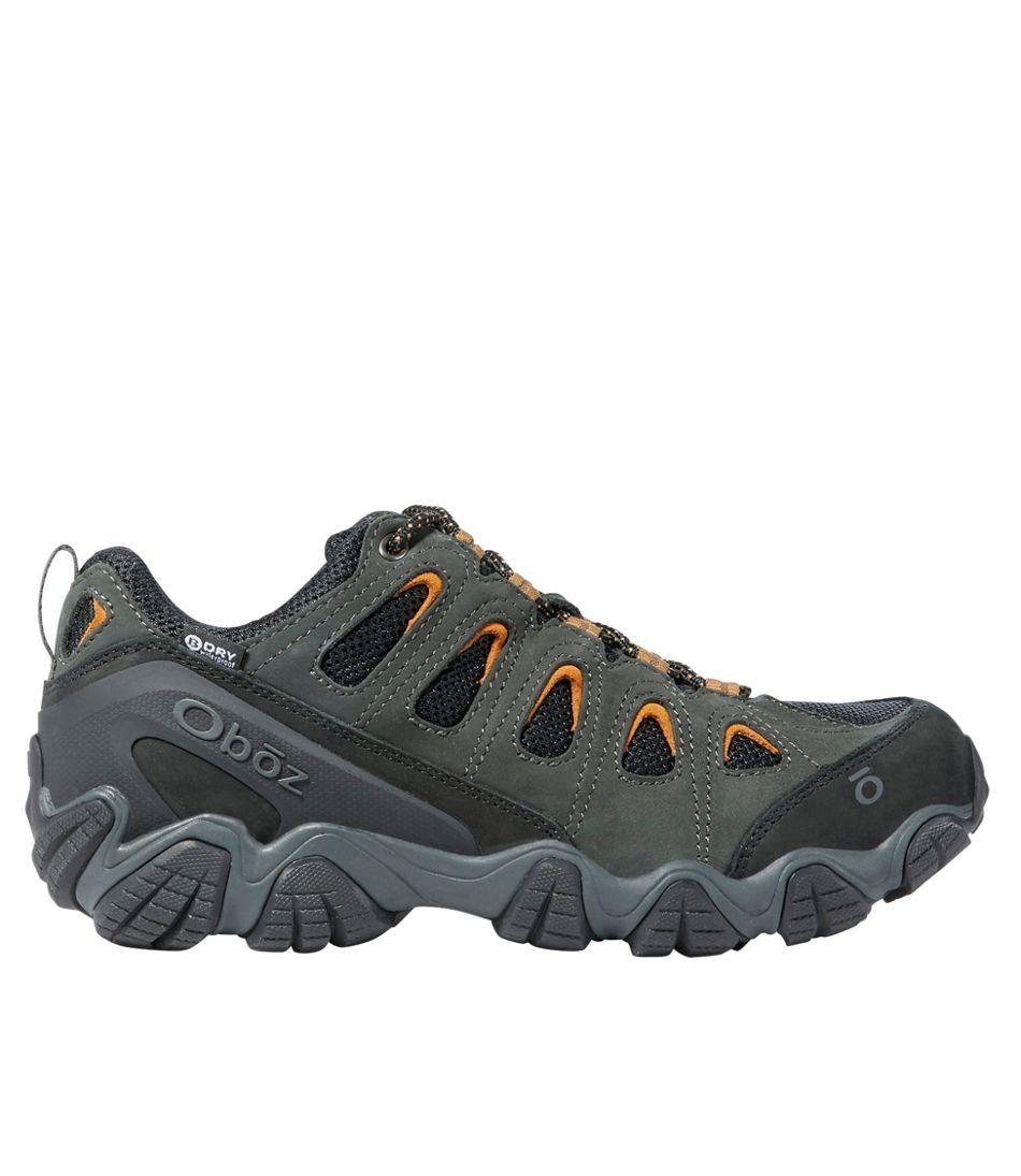 Men's Oboz Sawtooth II Waterproof Hiking Shoes
