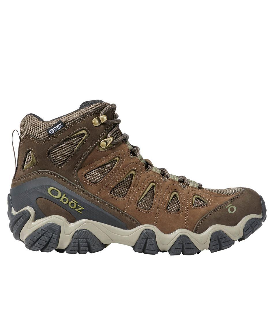 Men's Oboz Sawtooth II Waterproof Hiking Boots